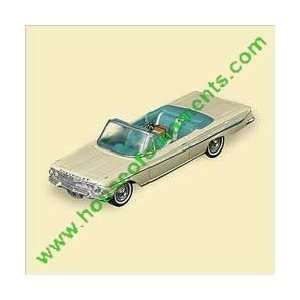 CLASSIC AMERICAN CARS   16TH   1961 CHEVY IMPALA