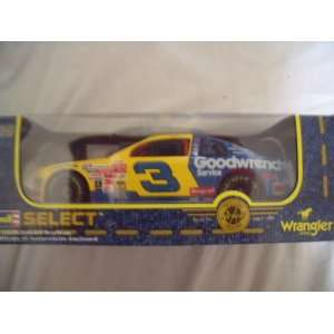 Revell Select Goodwrench #3 Model Car Wranglers Box Toys