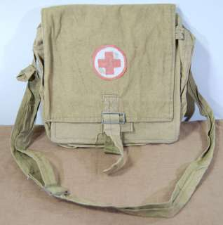 Original WWII Russian Medical bag