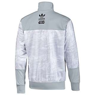 ADIDAS ORIGINALS STAR WARS FIREBIRD STORMTROOPER TRACK JACKET 2XL XXL