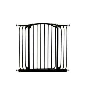Dream Baby Extra Tall Swing Close Hallway Gate   Black F191B at The