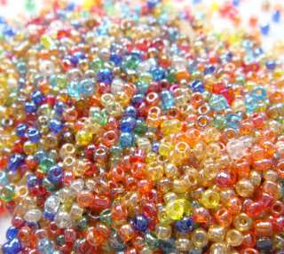 Free 3000pcs 2mm Lot Jewelry Czech glass seed bead A16