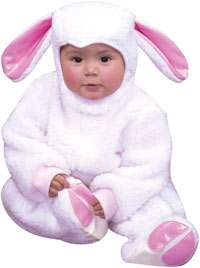 Infant 6 18 Months Infant Little Lamb Costume