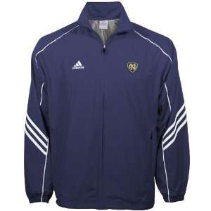 Adidas Notre Dame Fighting Irish Navy Blue ClimaLite