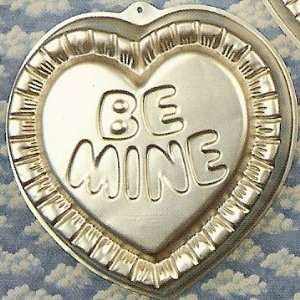 Wilton Valentine Heart Be Mine Cake Pan Mold (502 2790