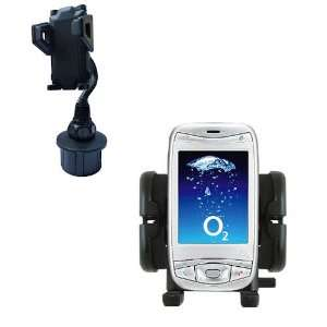 Car Cup Holder for the O2 XDA Mini S   Gomadic Brand