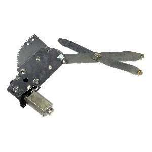 Dorman 741 945 Volvo Front Passenger Side Power Window Regulator with
