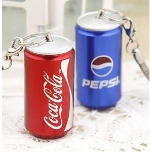 4GB Coke Can Style USB flash drive with Keychain