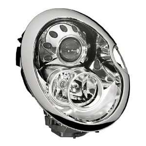 HELLA 010068041 Mini Cooper Passenger Side Headlight