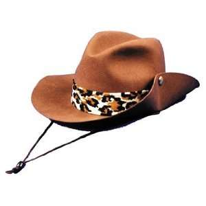 Quality Aussie Hat Adult Costume Accessory Size Medium