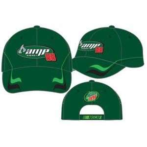 Dale Earnhardt Jr amp ENERGY Green Gravel Hat Sports