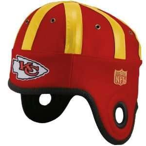 NFL Kansas City Chiefs Red Helmet Head