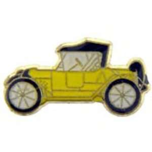 Model T Ford Yellow Pin 1 Arts, Crafts & Sewing
