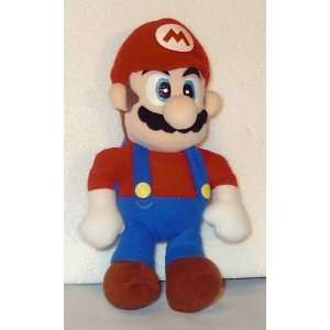 Mario; Nintendo Super Mario Brothers Plush Stuffed Toy Toys & Games