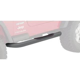 Jeep Wrangler Unlimited Accessories   Black Side Bars/Nerf Bars   Fits