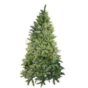 Tall Calgary Spruce Artificial Prelit Christmas Tree