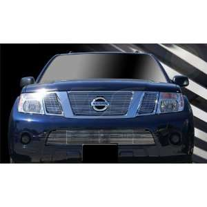 2008 2011 Nissan Pathfinder SES Chrome Billet Grille