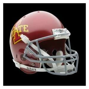 Iowa State Cyclones Schutt Full Size Replica Helmet