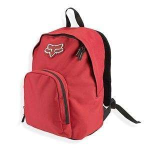 Fox Racing Classic Backpack     /Red Automotive