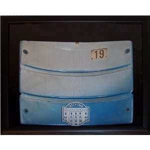 Steiner Sports New York Yankees   Yankee Stadium Framed Seatback