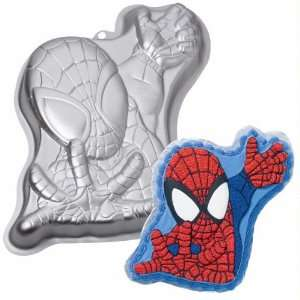 Wilton Spiderman Spider Man Cake Pan (2105 5052, 2004