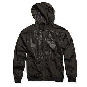Fox Racing Scallywag Jacket   Large/Black Automotive