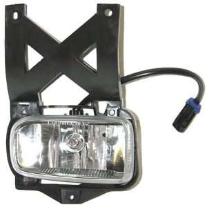 OE Replacement Ford Escape Passenger Side Fog Light