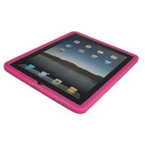 iTALKonline SoftSkin PINK Soft Silicone Case/Cover/Skin For Apple iPad