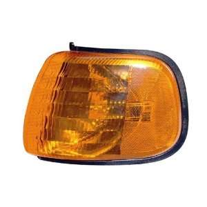 TYC Dodge Van Driver & Passenger Side Replacement Turn Signal Corner