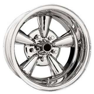 Wheel 48 Series Supreme Chrome Wheel 15x10 5x4.5 BC