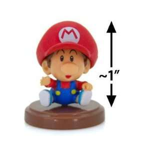 Baby Mario ~1 Mini Figure [Super Mario Choco Egg Mini