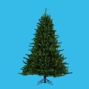 Vanderbilt Full Unlit Christmas Tree Christmas Decor