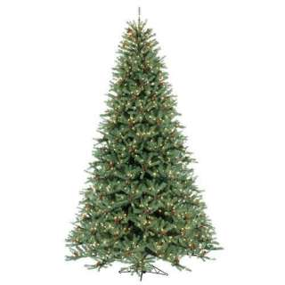 Diamond Fir Full Clear Pre lit Christmas Tree Christmas Decor