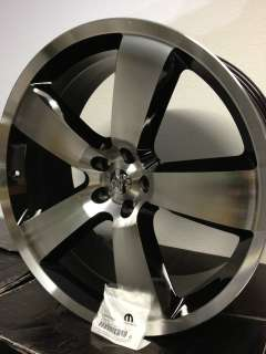 /Machined Dodge Charger SRT 8 Factory Wheels,Rims,5x115,Challenger