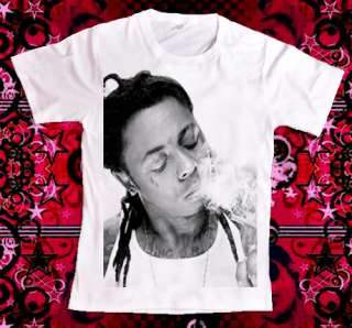 Hip Hop Star Lil Wayne Rock Music T Shirt Sz.S,M,L,XL