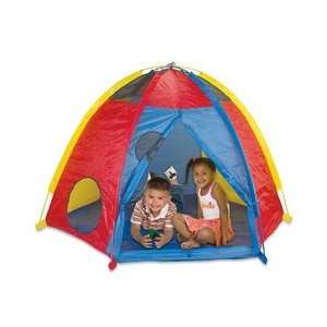Hex O Fun Six Sided Play Tent   Primary Toys & Games