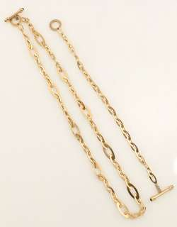Roberto Coin 18k Gold Ruby Sapphire Oval Chain Link Necklace Bracelet