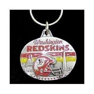 NFL Design Key Ring   Washington Redskins